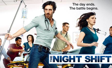 The Night Shift: Renewed for Season 2!