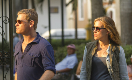 Covert Affairs Review: Postman