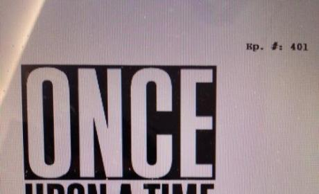 Once Upon a Time Season 4 Premiere to Be Titled...