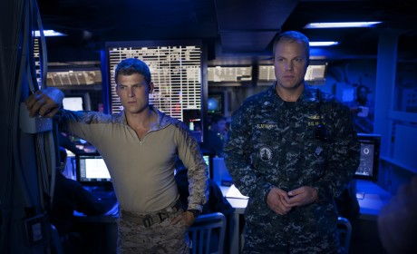 Would a vaccine be found in The Last Ship Season 1?