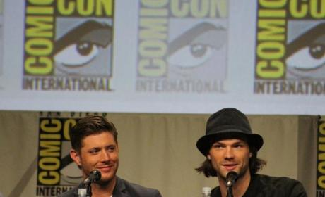 Supernatural at Comic-Con: Demon Dean on the Attack!