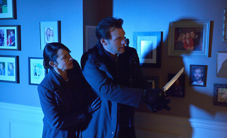 The Strain Review: Beheading Time