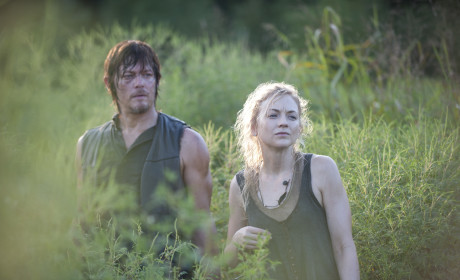 The Walking Dead Scoop: Will Beth Sing Again?
