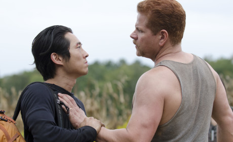 The Walking Dead Cast Teases Season 5, The Search for Glenn