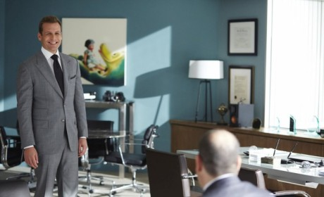 Suits Review: Homecoming