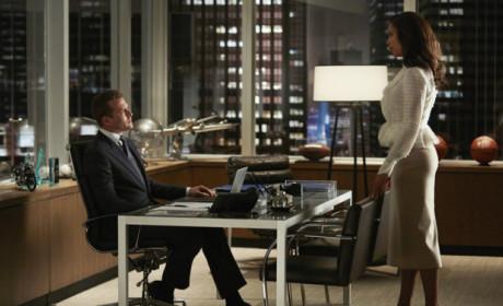 Harvey v. Jessica - Suits Season 4 Episode 8