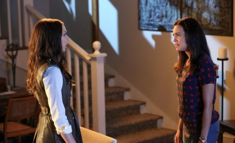 Questioning Melissa - Pretty Little Liars Season 5 Episode 10