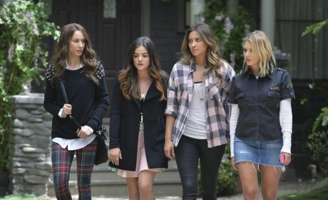 Liars Make Their Move - Pretty Little Liars Season 5 Episode 10