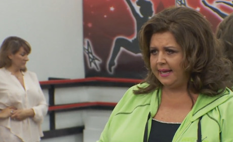 Abby Must Make a Decision - Dance Moms