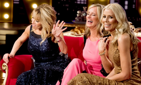 Calling Aviva's BS - The Real Housewives of New York City Season 6 Episode 23