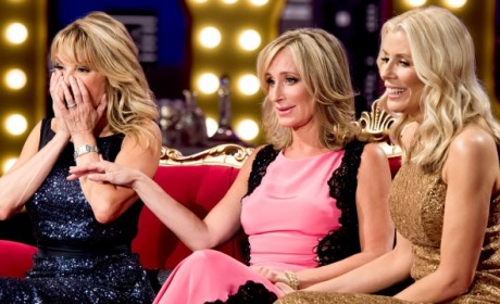 Three Real Housewives of New York City - The Real Housewives of New York City Season 6 Episode 23