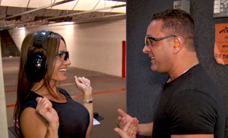 Nicole and Bobby - The Real Housewives of New Jersey