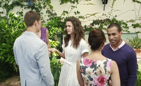Callie Looks For Help - The Fosters