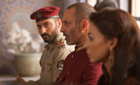 Tyrant Review: Treason