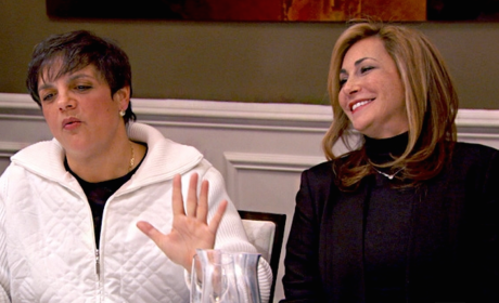 Rosie's Girlfriend - The Real Housewives of New Jersey Season 6 Episode 6