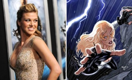 Adrianne Palicki Cast as Mockingbird on Agents of SHIELD