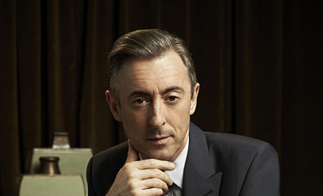 Alan Cumming (Eli Gold) - The Good Wife