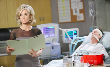 Kristen Makes the Rounds - Days of Our Lives