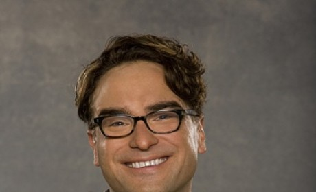 Johnny Galecki as Leonard Hofstadter - The Big Bang Theory