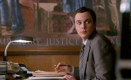 Jim Parsons on Judging Amy