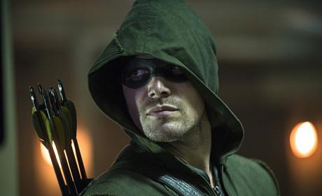 Back to Business - Arrow Season 3 Episode 1