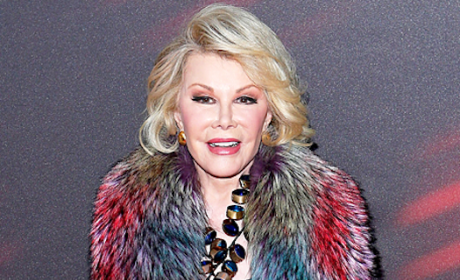 Joan Rivers Dies; One-of-a-Kind Comedian, TV Personality Was 81