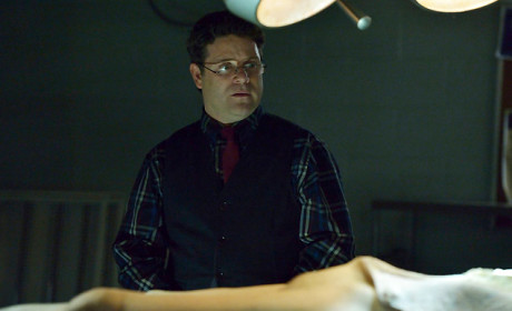 The Strain: Sean Astin on Playing Jim Kent and Working with Del Toro