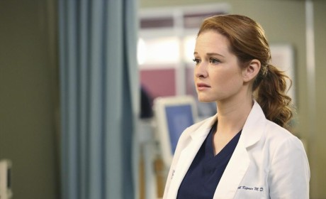 Dr. April Kepner - Grey's Anatomy Season 11 Episode 1