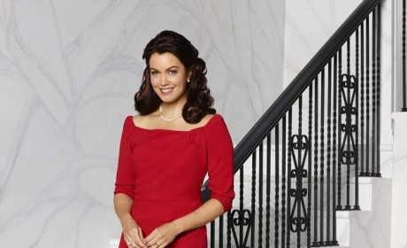 Bellamy Young as First Lady Mellie Grant Season 4 - Scandal