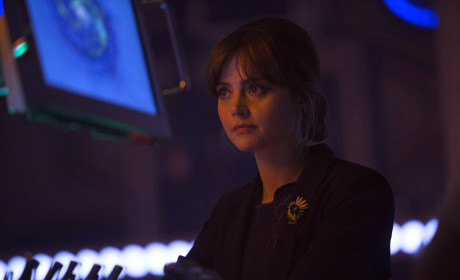 Clara at the Helm - Doctor Who Season 8 Episode 4