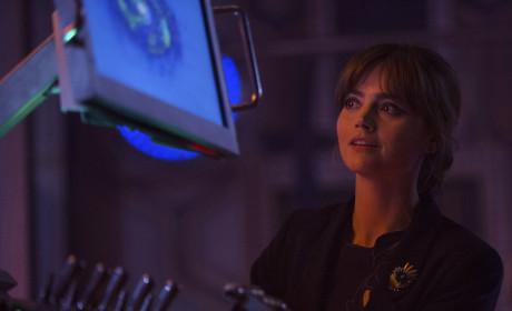 Enjoying the Controls - Doctor Who Season 8 Episode 4