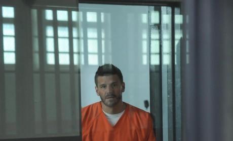 Booth Awaits Trial  - Bones Season 10 Episode 1