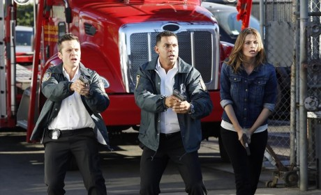 Castle Season 7 Premiere Photos: The Hunt Is On!