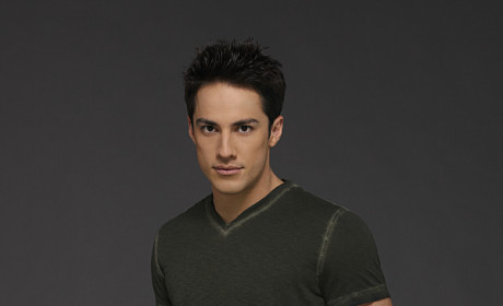 Michael Trevino Promo Image - The Vampire Diaries