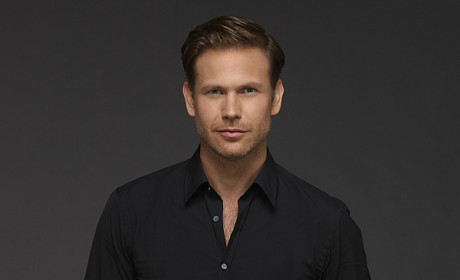 Matt Davis Promo Image - The Vampire Diaries