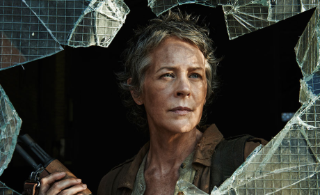Melissa McBride as Carol in The Walking Dead Season 5