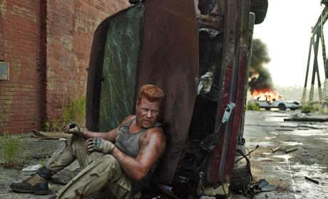 The Walking Dead Spoilers: Michael Cudlitz Talks Terminus, Future of Abraham