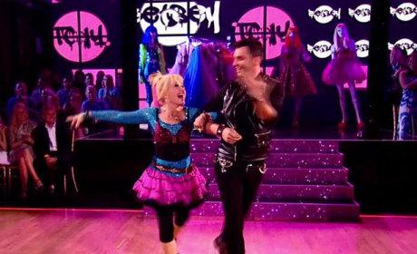 Lolo Jones on Dancing with the Stars Season 19 Episode 1