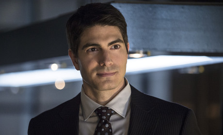 Handsome Portrait - Arrow Season 3 Episode 1