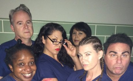 Grey's Anatomy Set Shot
