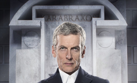 Peter Capaldi as The Doctor - Doctor Who Season 8 Episode 5