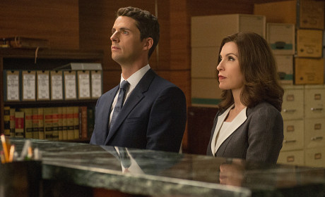 The Good Wife Season 6 Episode 1 Review: The Line