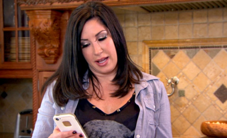 Jacquline Returns - The Real Housewives of New Jersey Season 6 Episode 10