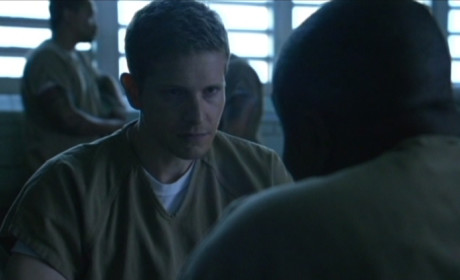 Cary in Jail - The Good Wife Season 6 Episode 1