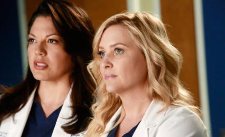 Arizona and Callie Pic - Grey's Anatomy
