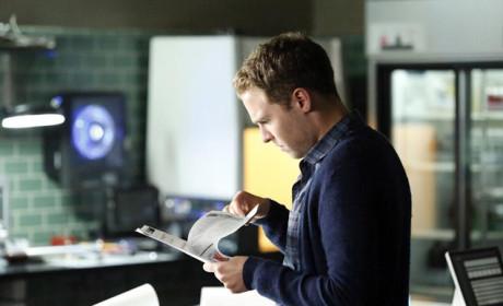 Fitz Struggling on Agents of S.H.I.E.L.D. Season 2 Episode 2