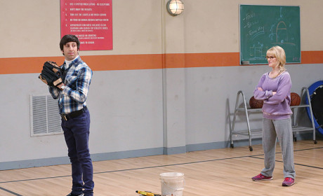 The Big Bang Theory Season 8 Episode 3 Review: The First Pitch Insufficiency