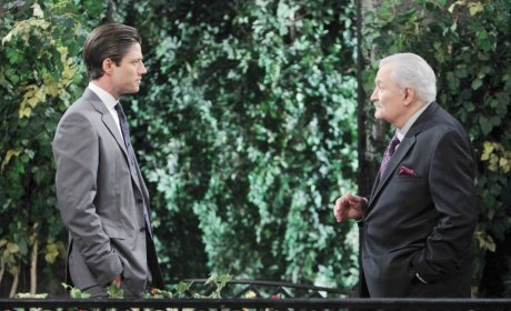 Victor Has News - Days of Our Lives