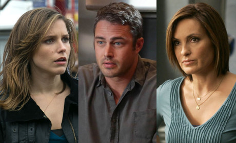 Law & Order: SVU to Crossover with Chicago PD and Chicago Fire