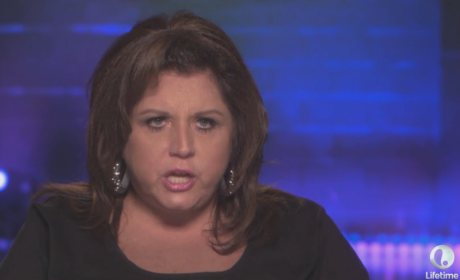 Abby Lee Miller Close Up - Abby's Studio Rescue